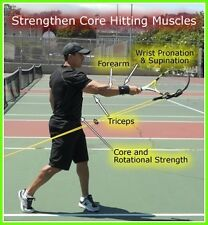 Tennis Core Training & Conditioning