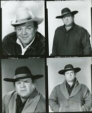 DAN BLOCKER SOMETHING FOR A LONELY MAN PORTRAITS ORIGINAL 1968 NBC TV PHOTO