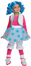 Toddler Deluxe Mittens Fluff 'N' Stuff Girls Costume - Lalaloopsy Costumes