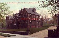 1909 Cochran Training School For Nurses, Yonkers, N. Y.