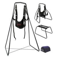 Couple Loves 4Pcs Sex Chair Swing Transform Dismountable Adjustable Hanging Seat