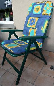 Acamp Klappstuhl Emilia Romagna 2er Set Gartenstuhl Garten Stuhl Outdoor