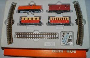 Bemo H0e 1302 Schmalspurbahn Set der NKB mit DB Lok, OVP