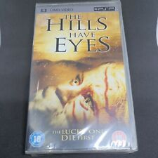The Hills Have Eyes - UMD PSP MOVIE **BRAND NEW & SEALED**  FREE P&P