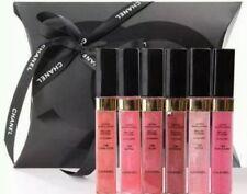 CHANEL Levres Scintillantes Charming Lipgloss Giftwrapped Boxset 6 half size 3g