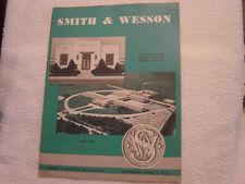 Smith & Wesson 1964 catalog
