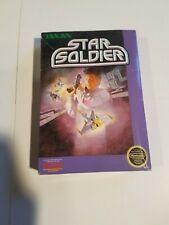 Star Soldier (Nintendo NES, 1988) ☆ Authentic ☆