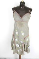DESIGUAL 40 vestito dress D2370