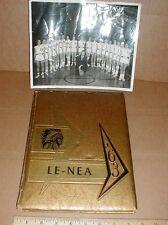 1963 Contentnea Kinston High School Yearbook Lenoir County NC North Carolina ++