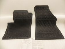 Fiat Fiorino Gummi Matten Fußmatten Automatten Vorne car carpet mats ORIGINAL