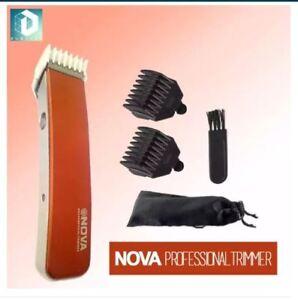 DUNSPEN Nova Cordless Trimmer NS-216 For Men Razor Shaving Machine Clipper(Orang