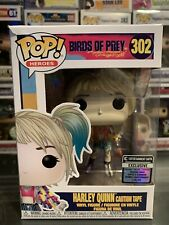 Funko Pop Harley Quinn Caution Tape #302 Entertainment Earth Exclusive