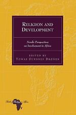 NEW - Religion and Development: Nordic Perspectives on Involvement in Africa