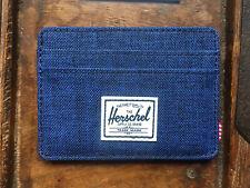*SALE* Herschel - Charlie Multi Card Holder/Wallet - Dark Blue - RFID - New