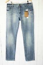 ZIZZI  Jeans Hose Sanna Slim Stretch Gr. 42 ♥  blue Denim Destroyed Neu