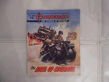 COMMANDO WAR STORIES IN PICTURES COMIC NO 1505