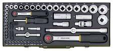 Proxxon 23 040 Steckschlüsselsatz 56-Teilig