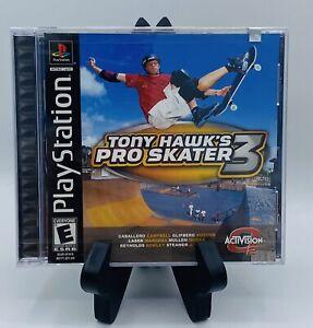 Tony Hawk's Pro Skater 3 (Sony PlayStation 1 PS1) *BLACK LABEL* NEW SEALED!