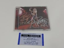 Undiscovered by Brooke Hogan CD SoBe signed 98.7 Teen Takeover Nov 17 2006