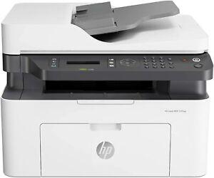 Drucker HP LaserJet MFP M137fwg 4in1 Multifunktions Kopieren Faxen Scannen WLAN