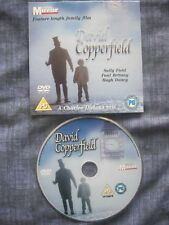 DAVID COPPERFIELD Promo DVD. Sunday Mirror. UNPLAYED. Sally Field,Paul Bettany.