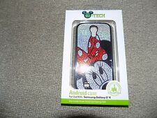 Disney Parks Minnie Mouse Bling rhinestones Samsung Galaxy S 4 Cell Phone Cover