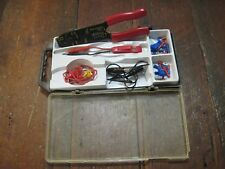 Dc Wire Stripping Tool Test Leads Tester Electrical Connectors Electrician Home