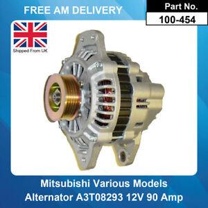 Alternator For Mitsubishi Pajero 3.0 (2972ccm) 6G72 MK I L141G/L146G 1988 -1990