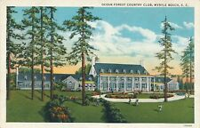 MYRTLE BEACH SC – Ocean Forest Country Club