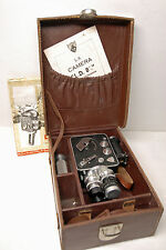 CAMERA LD8 - P.LEVEQUE - 8 mm - 1947 /52 - N° 528 - COLLECTOR