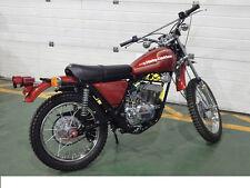Aermacchi Air Filter SX 175cc SX 250cc Harley AMF NOS OEM 29038-74P