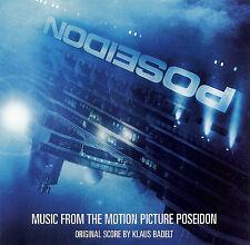 Poseidon (2006) Original Motion Picture Soundtrack CD by Klaus Badelt