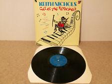 KEITH NICHOLS Cat at the keyboard - jazz piano vinyl album 1975 EMI