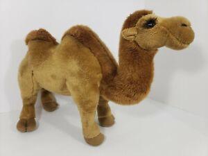 FAO SCHWARZ PLUSH CAMEL STUFFED ANIMAL TOY TOYS R US 2013 EUC