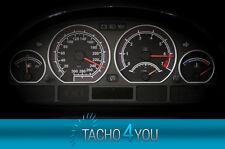 TACHIMETRO Per BMW 300 conquistiamo Tachimetro Benzina e46 m3 CARBON 3374 disco TACHIMETRO KM/H