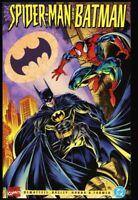 GN/TPB Spider-Man And Batman 1995 vf/nm 9.0 DC Marvel Mark Bagley Carnage Joker