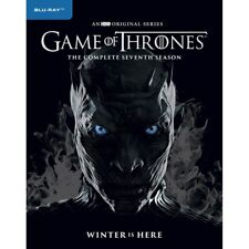 Game of Thrones 7 Seventh Season HBO UK Blu Ray 4 Disc Set Extras