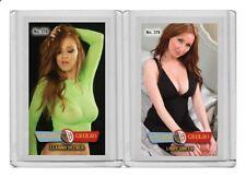 Libby Smith rare MH Calibre Grueso #'d 1/3 Tobacco card no. 579