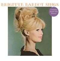 Brigitte Bardot - Sings - 180 Gram Gatefold Vinyl LP *NEW & SEALED*