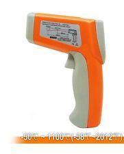 Infared THERMOMETER Infrared Remote Temperature Measurement Guns! -50°C ~ 1100°C