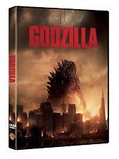 Godzilla (2014)  DVD