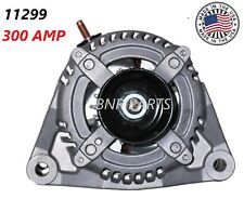 300 AMP 11299 Alternator Dodge Ram 1500 2500 3500 NEW High Amp HD 5.7L 2009-2011