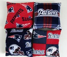 2016 SUPER BOWL CHAMPIONS NEW ENGLAND PATRIOTS PRINTED FLEECE THROW PILLOW 12X12