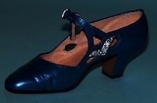 "Just the Right Shoe, Raine, ""Starry Night"" mixed media miniature # 25418 Nib"