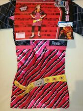 MONSTER HIGH TORALEI KIDS COSTUME DRESS UP BRAND NEW WITH TAGS.