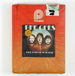 BEE GEES Take Hold Of That Star 8-TRACK TAPE  1978 (SEALED/UNPLAYED