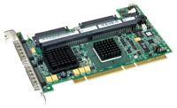 DELL 0D9205 PERC4/DC DUAL U320 SCSI PCIX NO CACHE NO BATTERY