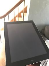 Apple iPad 3rd Generation 16GB, Wi-Fi, 9.7in Black, Perfect Condition W/ cover