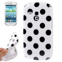Funda para Móvil Tapa Trasera Carcasa TPU Estuche Samsung Galaxy S3 Mini i8200