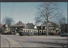 Dutch Transport Postcard - NZH Tramstel Van De Lokaaldienst Nr Scheveningen J213